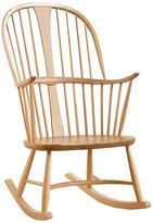 Houseology Ercol Originals Windsor Chairmakers Rocking Chair - Golden Dawn