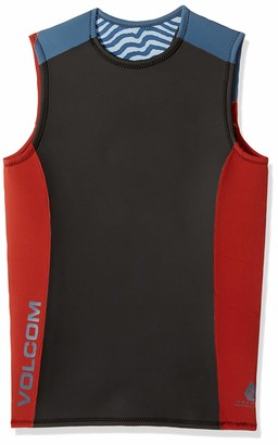 Volcom Men's Vesticle 1.5mm Neoprene Surf Vest Jacket