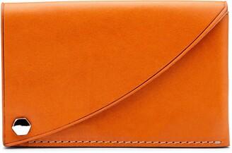 Bosca Italo Leather Flipper Card Case