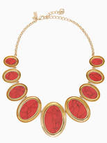 Kate Spade Bright and bold statement necklace