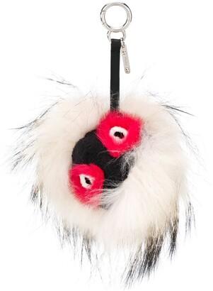 Fendi Pre Owned Bag Bugs bag charm