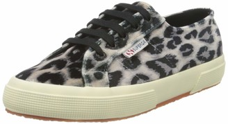 Superga Women's 2750-FANVELVETW Oxford Flat