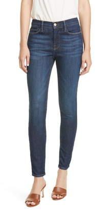 Frame Le Skinny de Jeanne Ankle Skinny Jeans