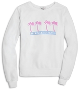 Wildfox Couture Girls' Lazy Is My Middle Name Sweatshirt - Big Kid