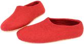Women's Felt Slippers