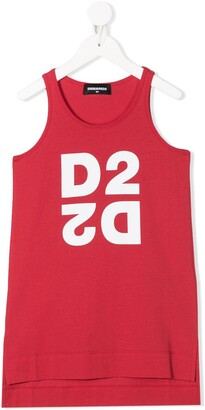 DSQUARED2 D2D2 print tank