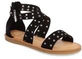 Dolce Vita Girl's Jammy Grommet Sandal