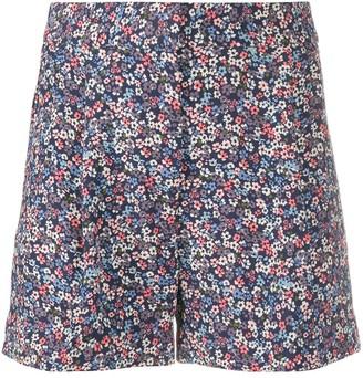 MICHAEL Michael Kors Floral Print Shorts