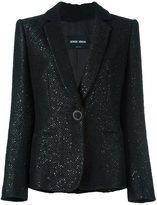 Giorgio Armani sequin embellished blazer