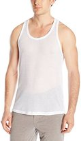 2xist Men's Sliq Open Mesh Tank Top
