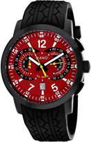 Roberto Bianci Mens Black Bracelet Watch-Rb70964