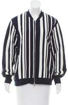 TOMORROWLAND Lightweight Striped Jacket w/ Tags