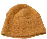 Thumbnail for your product : Wool Bobble Hat - Mustard