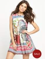 Replay Printed Dress