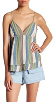 Romeo & Juliet Couture Striped Cami Blouse
