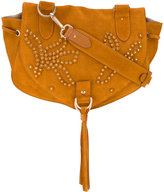 See by Chloe Collins crossbody bag - women - Cotton/Calf Suede - One Size