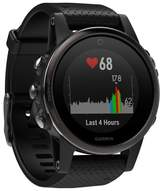 Garmin Fenix 5S Sapphire Gps Smart Tracker Watch, 42Mm