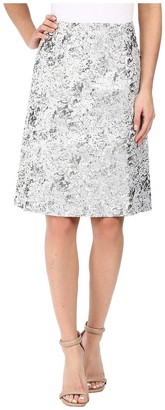 Ellen Tracy Women's A-line Skirt