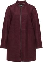 Jette Joop Plus Size Felt wool blend coat