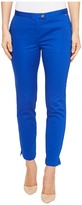 XOXO Natalie Cropped Side Slit Pants