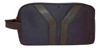 Saint Laurent Navy Cloth Small bags, wallets & cases