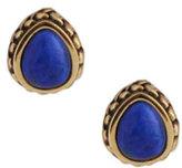 Barse Women's Bronze/Lapis Earring BASIE35LB