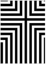 Eichholtz Carpet Thistle Black Rectangle Large