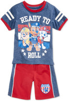 Nannette T-Shirt & Shorts Set, Toddler & Little Boys (2T-7)