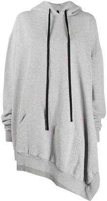 Unravel Project Asymmetric Hoodie