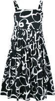 Garpart floral print dress