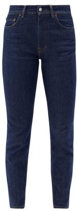 Acne Studios Melk Slim-leg Jeans - Dark Denim