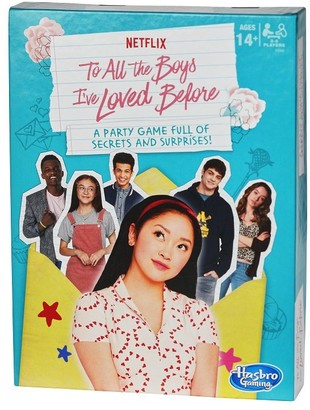 Hasbro To All The Boys I've Loved Before Party Game