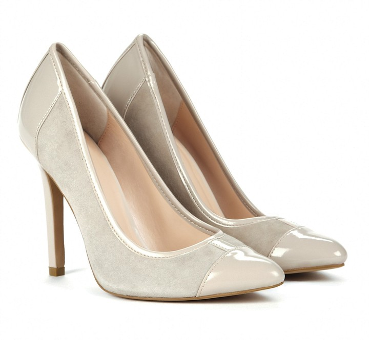 Sole Society Danika almond toe pump