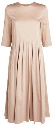 Max Mara Corsaro Pleated Dress