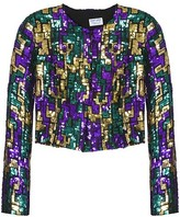 Vintage Collection Sequin Jacket