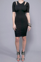 Cutout Dress Black