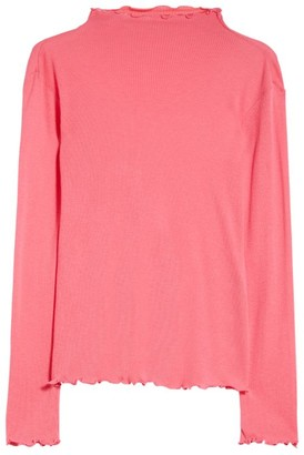 Max & Co. Ribbed Long-Sleeved Top