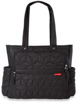 Bed Bath & Beyond SKIP*HOP® Forma Pack & Go Diaper Tote in Black