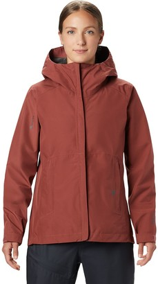 Mountain Hardwear Exposure/2 Gore-Tex Paclite Jacket - Women's