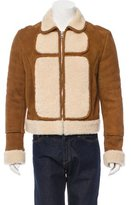 J.W.Anderson Curve-Panel Shearling Jacket w/ Tags
