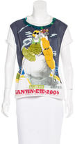 Lanvin Embellished 'Aloha' T-Shirt