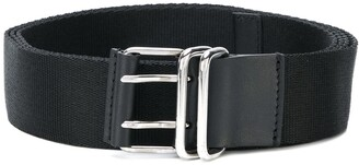 Givenchy Logo Printed Belt
