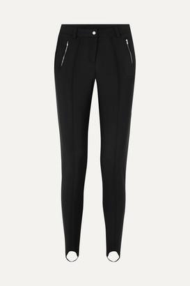 Fusalp Belalp Stirrup Skinny Ski Pants - Black