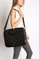 Deena & Ozzy Quilted Laptop Bag