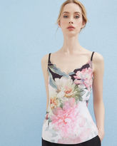 Ted Baker Painted Posie cami top