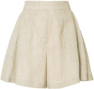 Bambah Sparkle Culotte Shorts