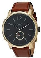 Coach Men's Bleecker - 14602082 Black Watch