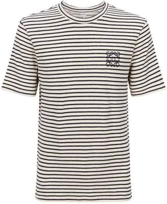 Loewe Anagram Stripe T-Shirt
