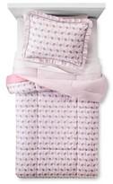 Pam Grace Creations Sassy Safari Comforter Set Twin Multicolor