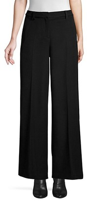 Opening Ceremony Side-Slit Wide-Leg Pants